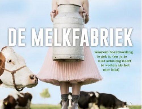 Winnaar: Boek 'de Melkfabriek'