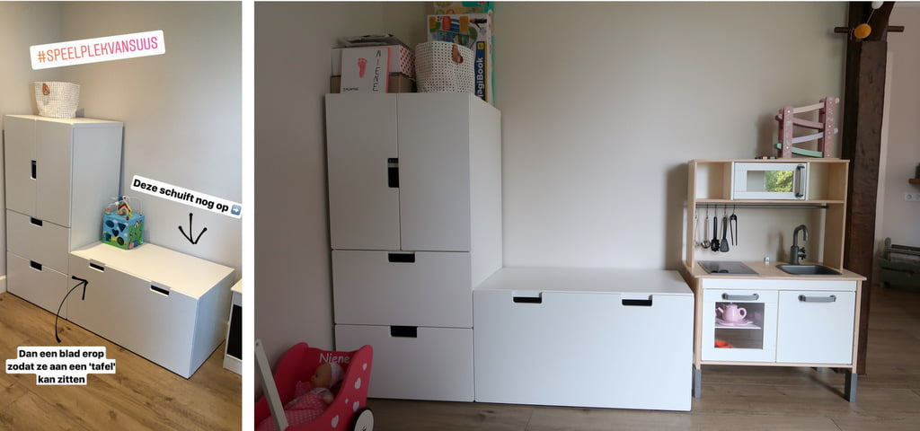 Ikea Speelhoek Voor Suus Niene Mama S Meisje