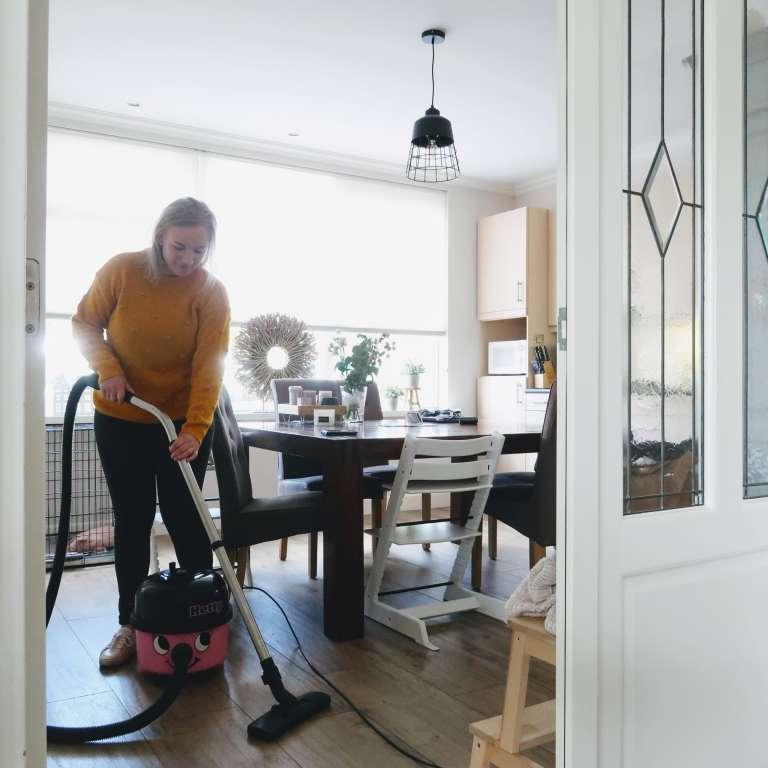 Housewife life Opruimtips & schoonmaakroutine - Mama's Meisje blog