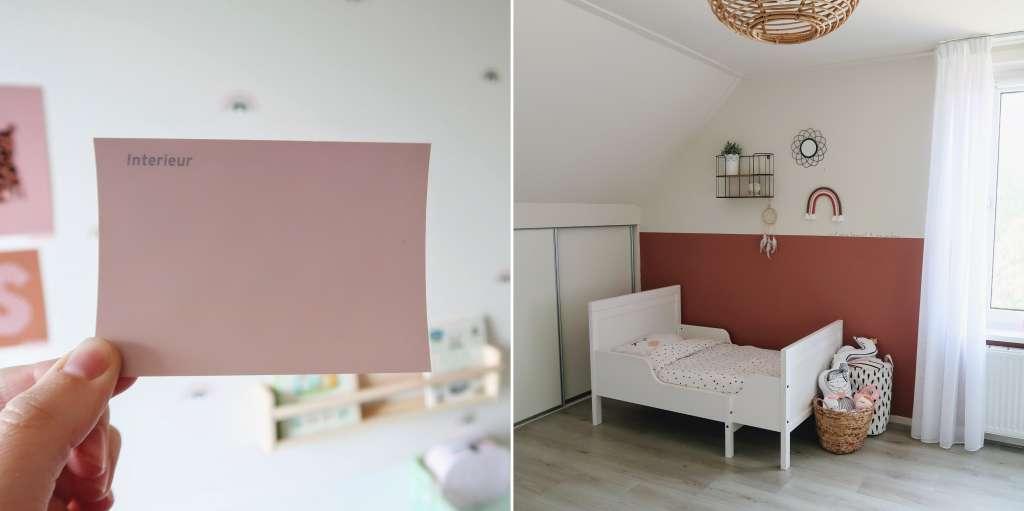 verf en behang voor de kinderkamer slaapkamer kind babykamer speelkamer - Mama's Meisje blog