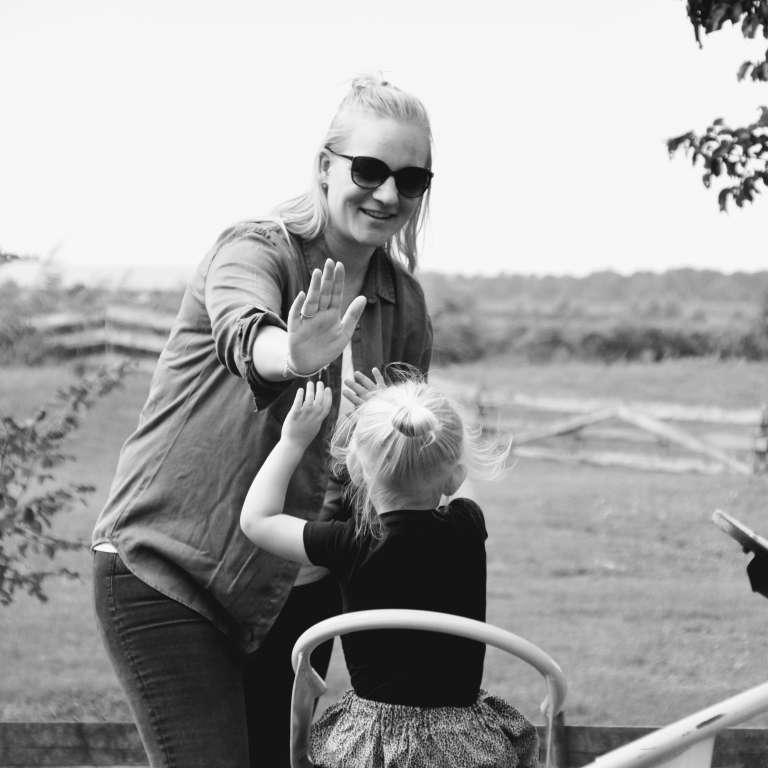 Minder vaak mijn haar wassen hoe dan - Mama's Meisje blog