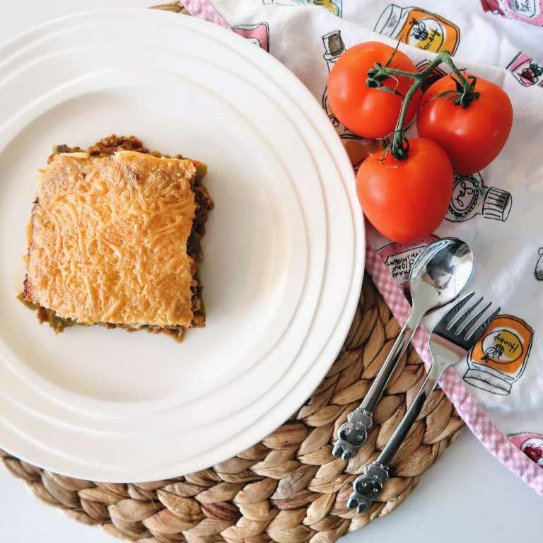 Kidsproof Lasagne met verstopte groenten (+ glutenvrije variant!) - Mama's Meisje blog