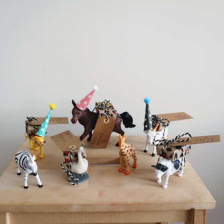 Dieren traktatie Vrolijke feestbeesten om te trakteren! - Mama's Meisje blog