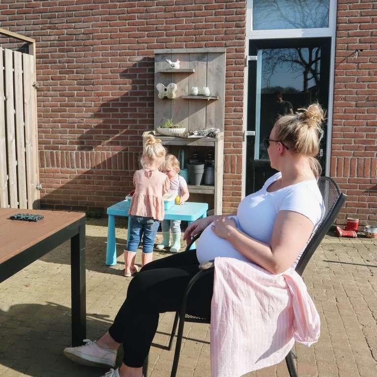 33 weken zwanger - Mama's Meisje blog