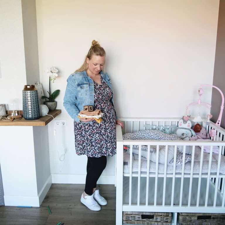 35 weken zwanger - Mama's Meisje blog