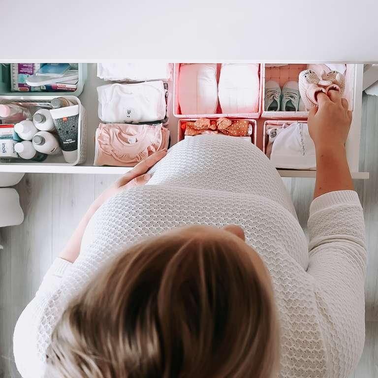 38 weken zwanger - Mama's Meisje blog