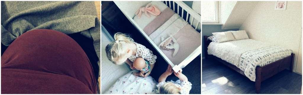 verlofbubbel laatste loodjes derde zwangerschap - Mama's Meisje blog