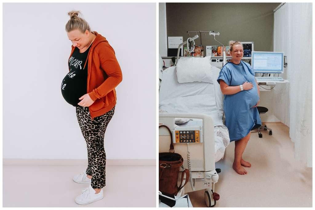 Geplande keizersnede mijn bevallingsverhaal - Mama's Meisje blog