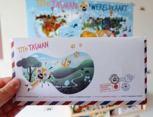 Echte post van Tito Tasman (+ WIN!)