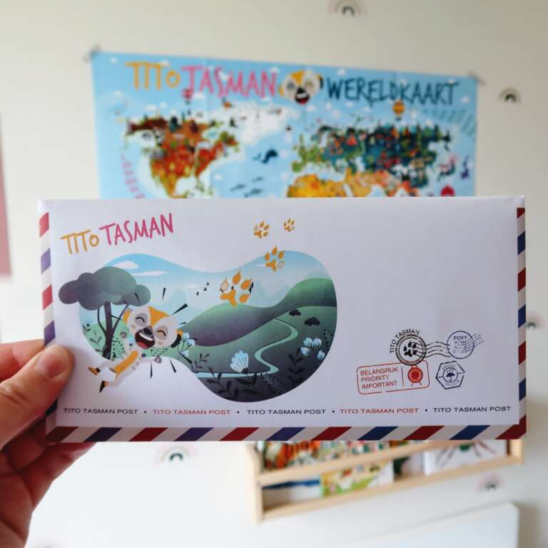 Echte post van Tito Tasman (+ WIN!) - Mama's Meisje blog