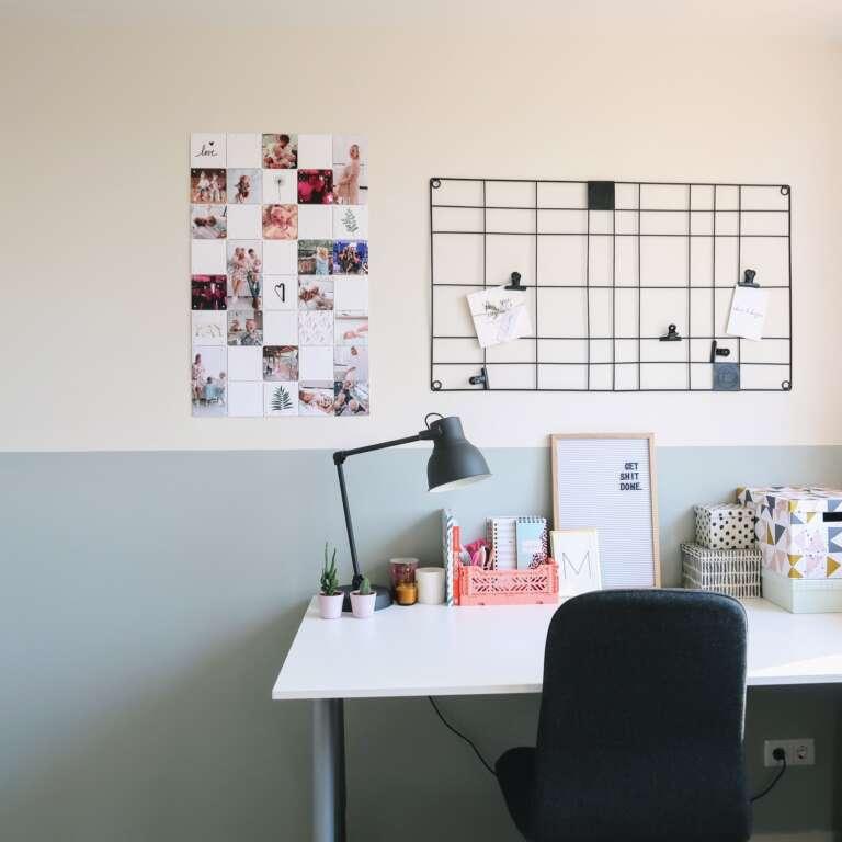 Thuiswerken vanuit huis werken corona samenwerkingen blog - Mama's Meisje blog