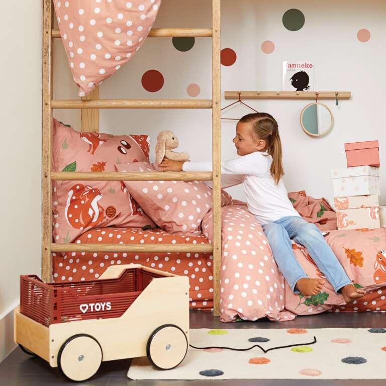 De nieuwe HEMA kinderkamer collectie rennen! - Mama's Meisje blog