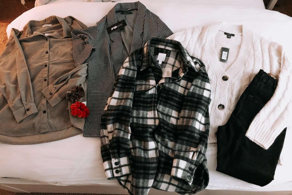 H&M primark new yorker kleding gekocht - Mama's Meisje blog