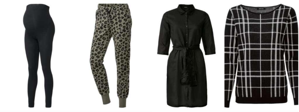 budgettip lidl kleding ervaring dameskleding kinderkleding babykleding mode webshop plus size - Mama's Meisje blog