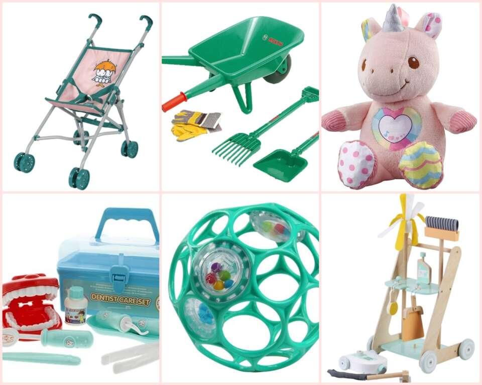 collage aankopen voor de decembermaand - Mama's Meisje blog