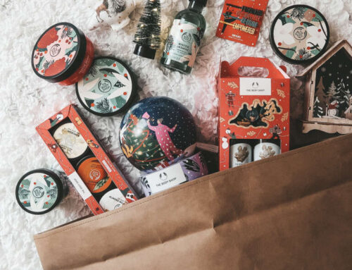 Review | The Body Shop kerstcollectie 2020
