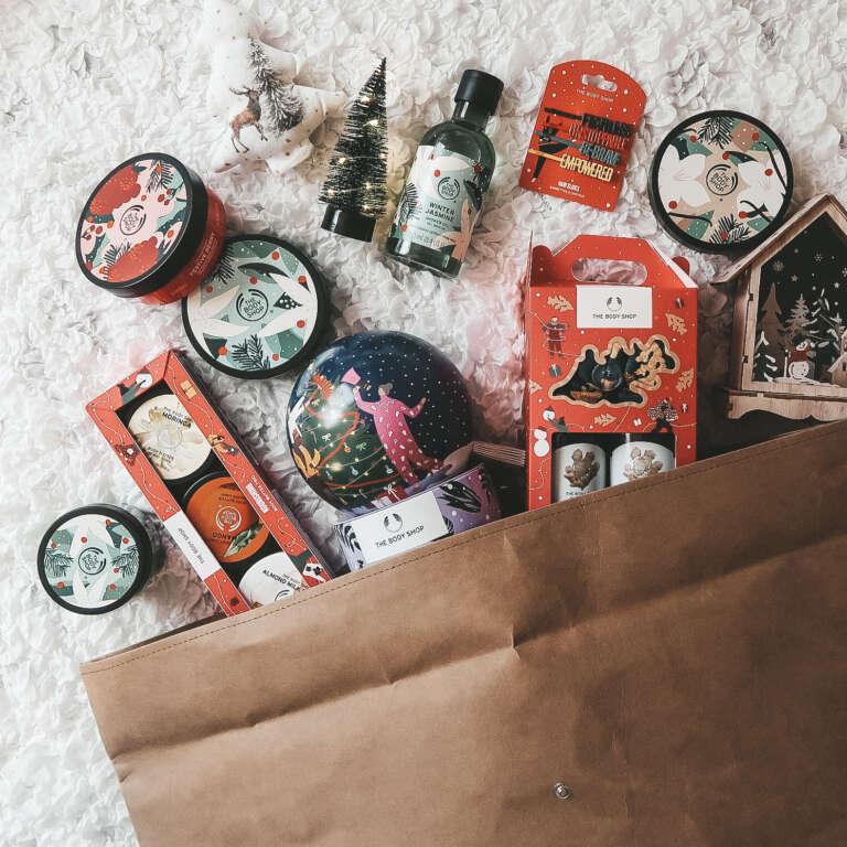 The Body Shop kerstcollectie 2020 - Mama's Meisje blog