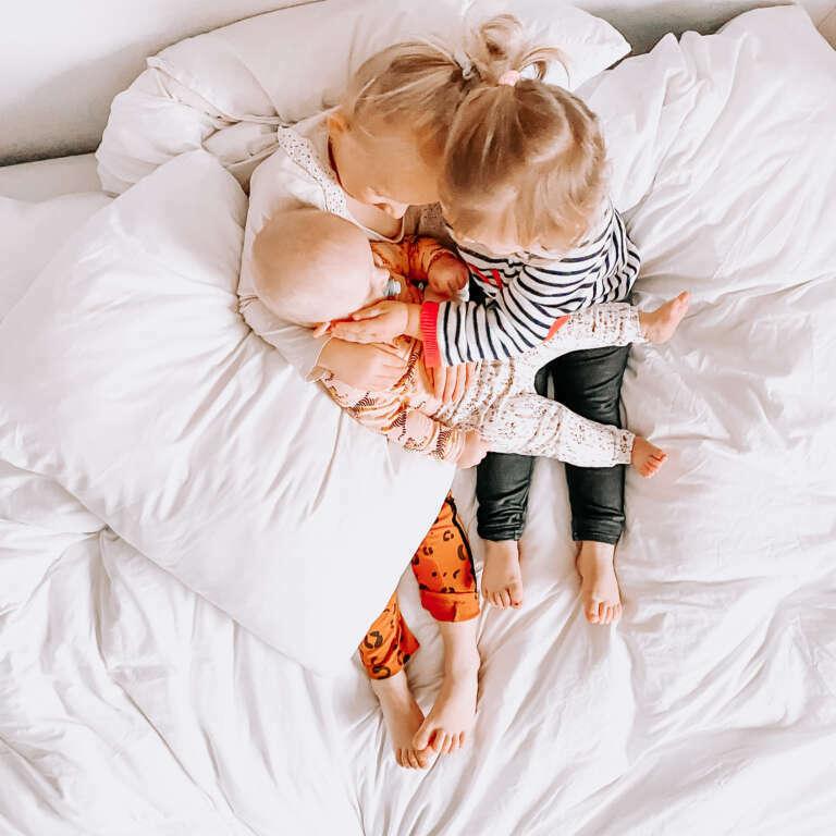 Terugblikken op 2020 alles in het teken van ons gezin! - Mama's Meisje blog