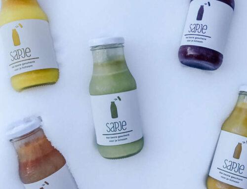 Biologische groentesap drinken om je weerstand te boosten