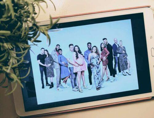 'Celebrity Bumps: Famous and Pregnant' op MTV: beroemde babybuiken in nieuwe tv-show
