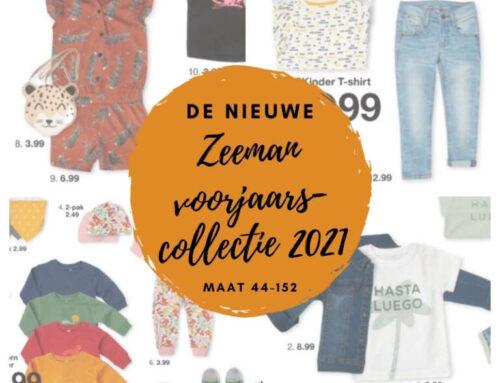 De nieuwe Zeeman baby- en kinderkleding voorjaarscollectie 2021 is geweldig!