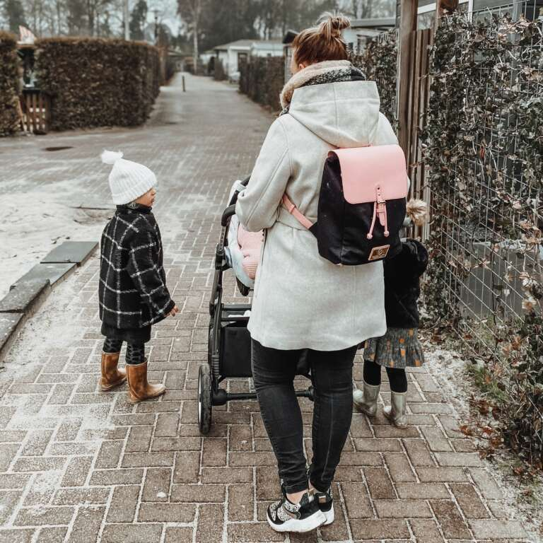 Hippe rugtassen voor moeders - Mama's Meisje blog