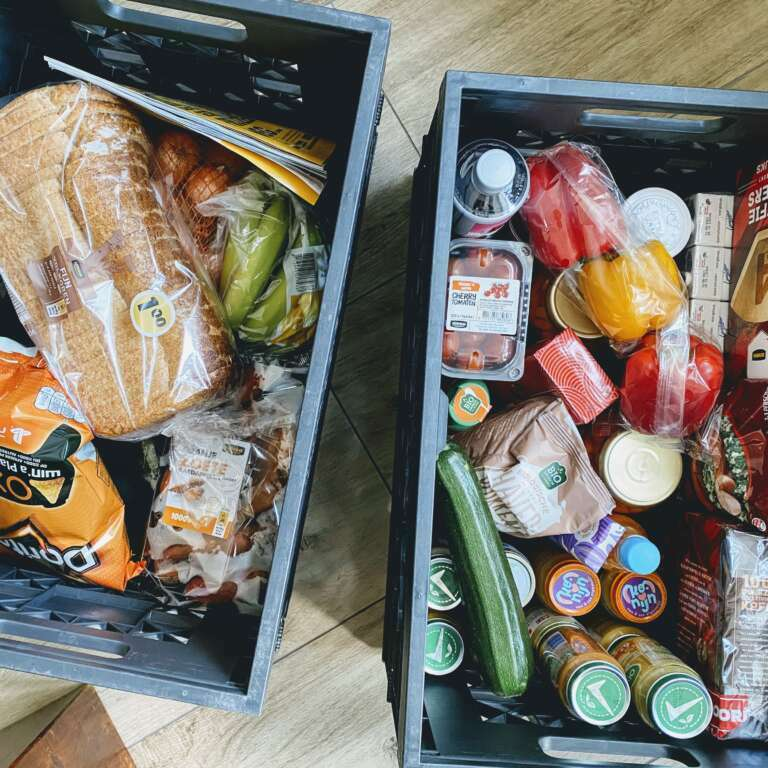 Jumbo of AH welke supermarkt is goedkoper - Mama's Meisje blog