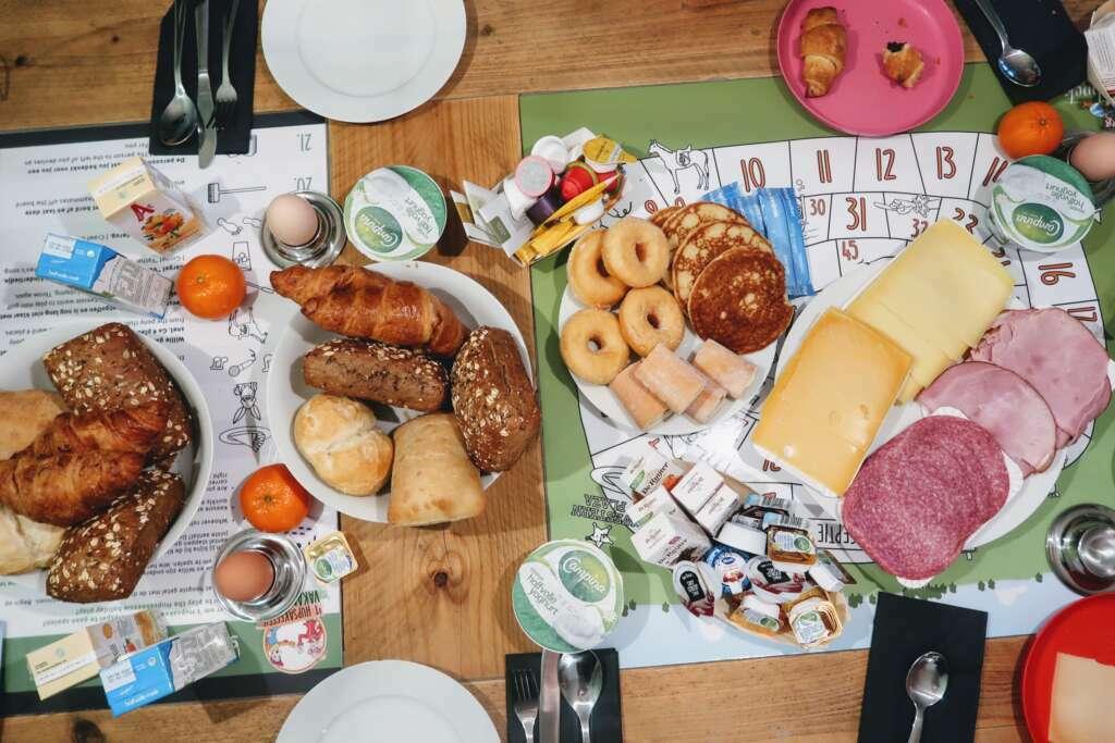 Ontbijt bezorgservice vakantiepark Gelderland met kinderen - Mama's Meisje blog