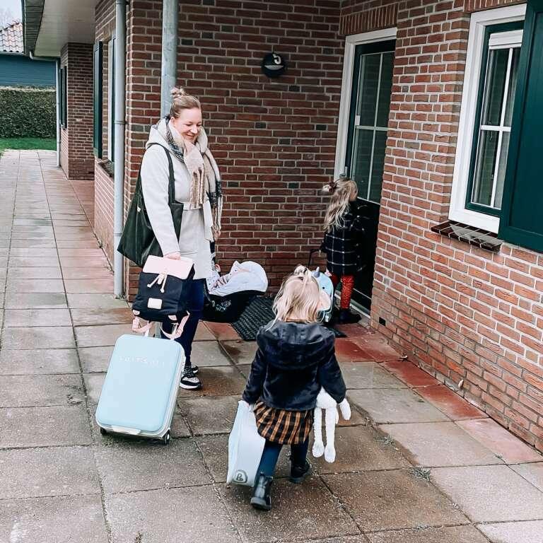 Recreatiepark De Boshoek een weekend in een Kinderbungalow! - Mama's Meisje blog