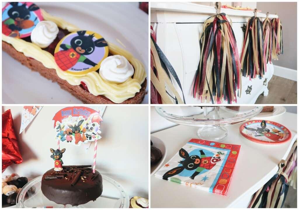 Bing verjaardagstaart taart zelf bakken zelf maken - Mama's Meisje blog