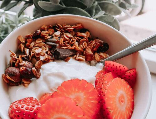 Zelf granola maken: zo lekker!