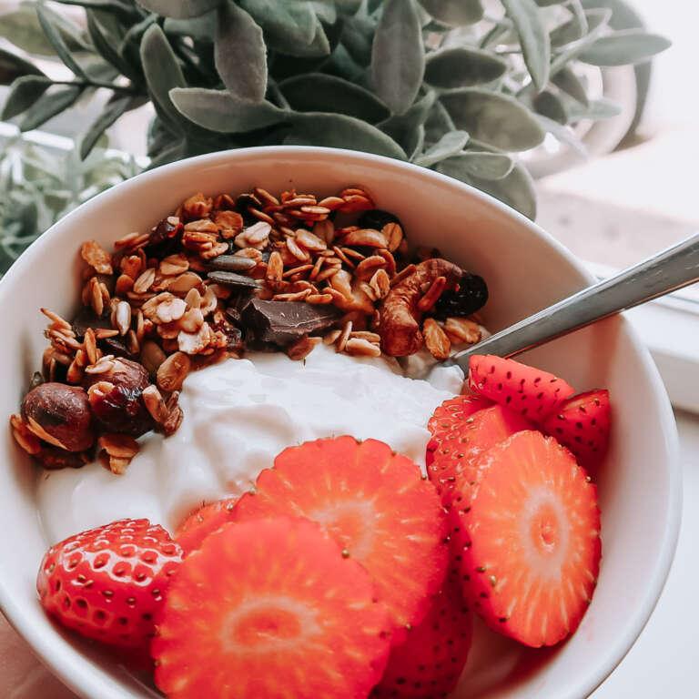 Zelf granola maken zo lekker! - Mama's Meisje blog
