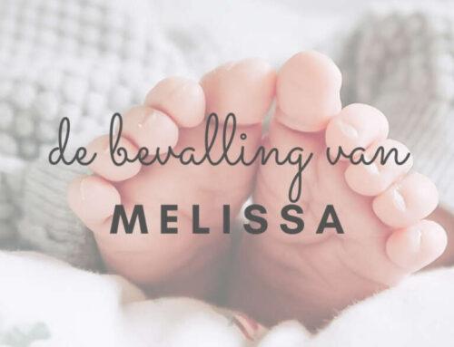 De Bevalling van: Melissa