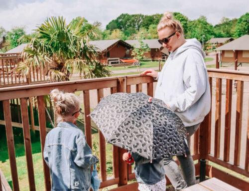Safaritent met baby | Glamping op Vakantiepark Sallandshoeve