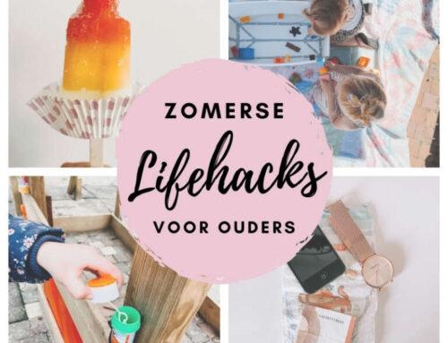 Zomerse lifehacks voor ouders: 9 onmisbare tips & tricks!