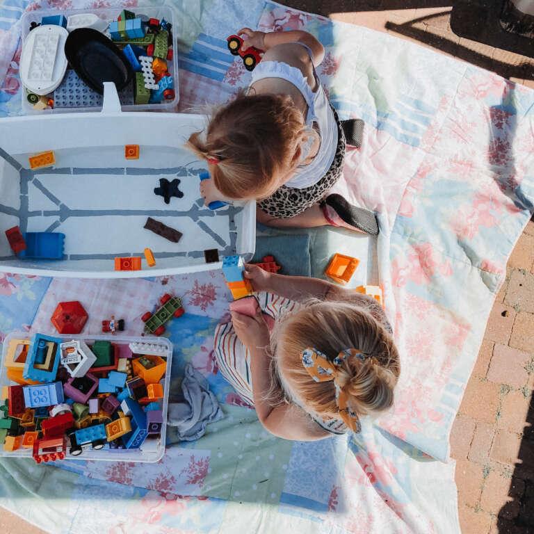 lifehacks voor moeders voor de zomer warmte zwembad - Mama's Meisje blog
