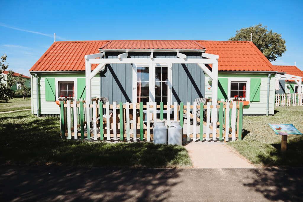 Fien & Teun Boerderij accommodatie review ervaring beoordeling Vakantiepark Molenwaard - Mama's Meisje blog