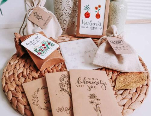 Juffenbedankjes: fleurige cadeautjes om aan het einde van het schooljaar te geven!