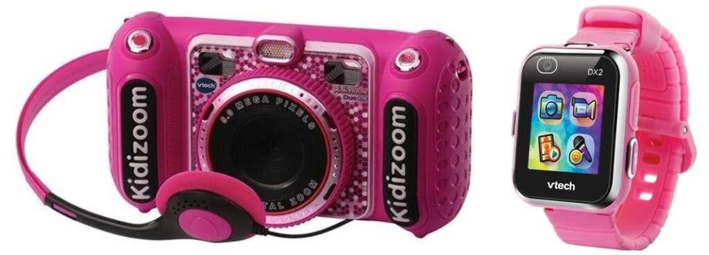 VTech Kidizoom review ervaring beoordeling verjaardagscadeau - Mama's Meisje blog