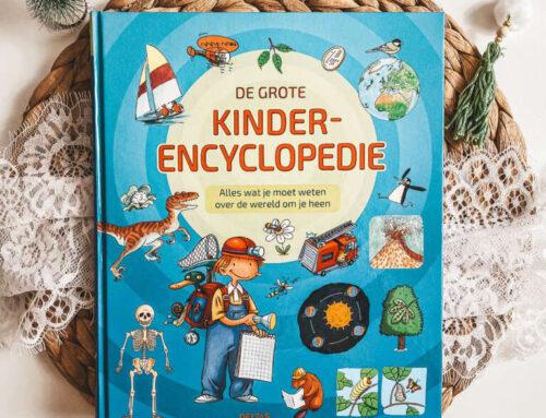 WIN: 'De Grote Kinderencyclopedie' van Uitgeverij Deltas!