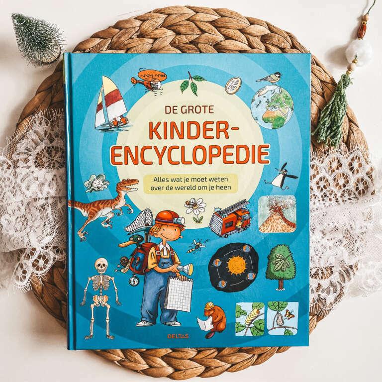 WIN 'De Grote Kinderencyclopedie' van Uitgeverij Deltas! - Mama's Meisje blog