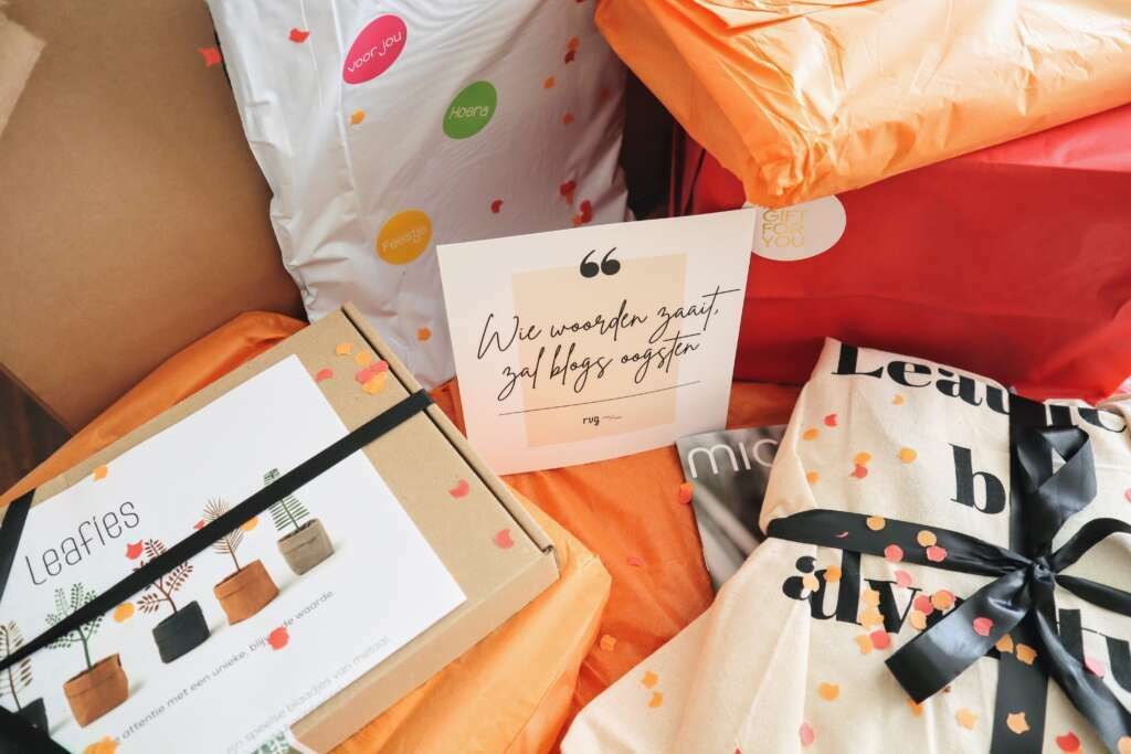 Zomerdag Blogbox - Mama's Meisje blog