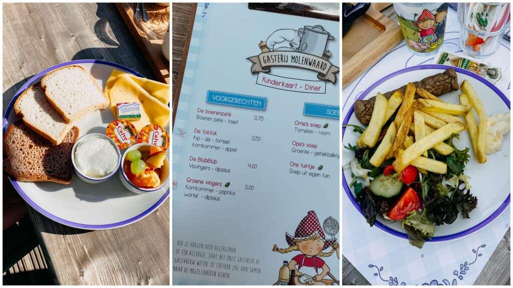 glutenvrij eten bij Vakantiepark Molenwaard ervaring coeliakie gluten vrij glutenallergie allergie - Mama's Meisje blog