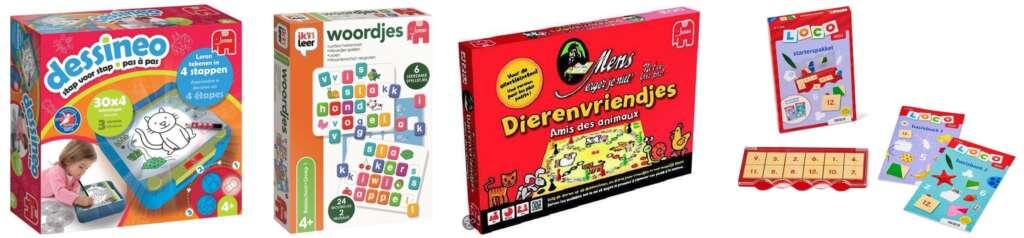 leerzame spelletjes cadeau tips meisje 5 jaar verlanglijstje verjaardagscadeau - Mama's Meisje blog