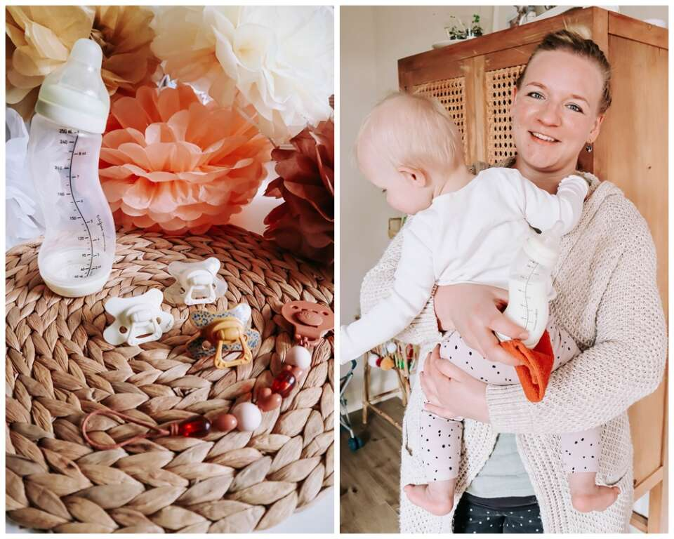 s-fles difrax review ervaring flesvoeding - Mama's Meisje blog