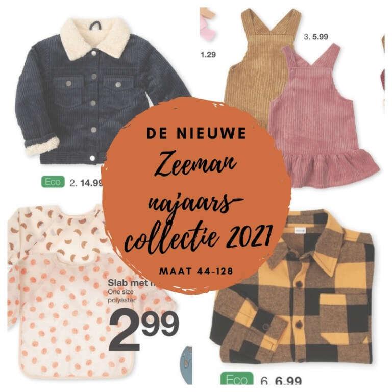 Budgettip De nieuwe Zeeman baby- en kinderkleding najaarscollectie 2021! - Mama's Meisje blog