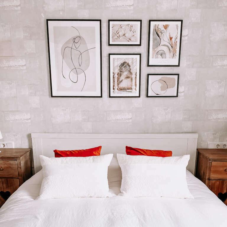 Nieuwe posters in onze slaapkamer & in de woonkamer - Mama's Meisje blog