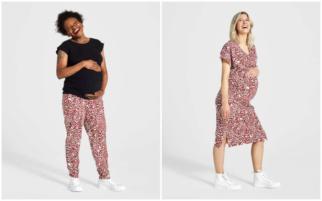 betaalbare mode kleding tijdens zwangerschap - Mama's Meisje blog