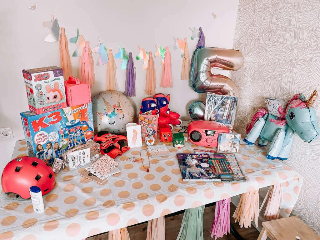 cadeau kado tips meisje 5 jaar - Mama's Meisje blog