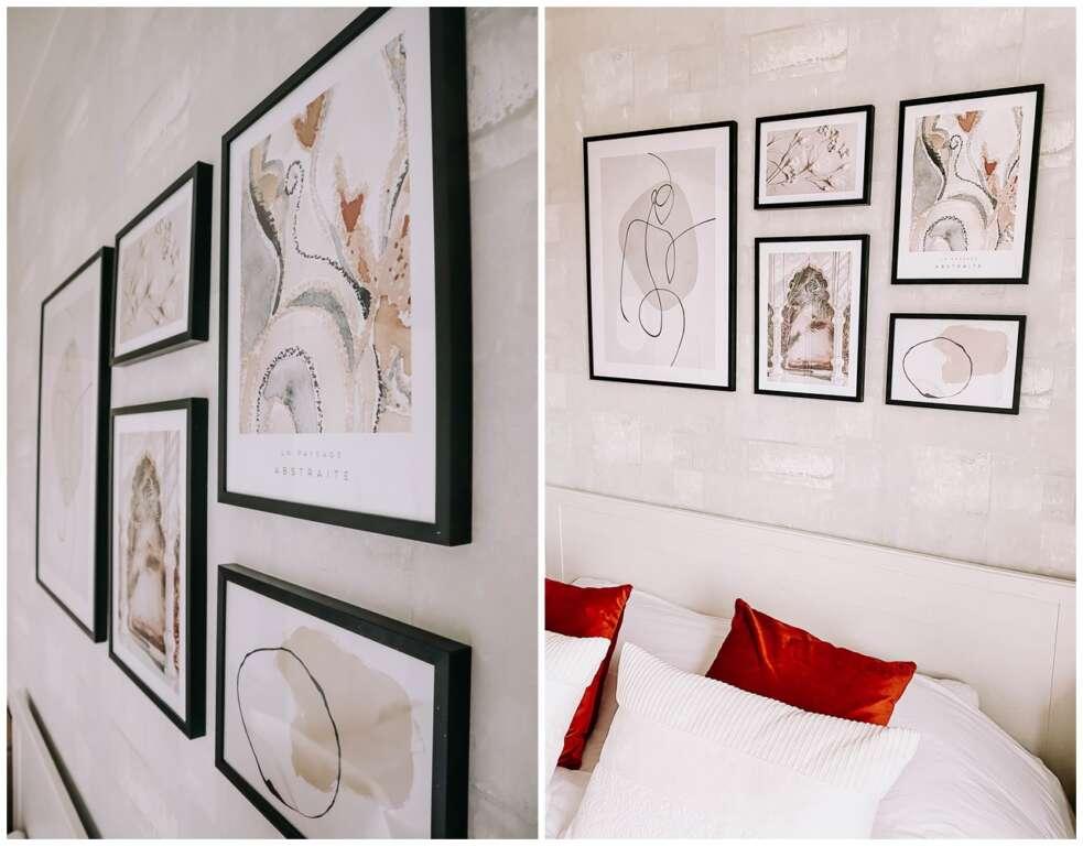 interieur slaapkamer inspiratie lichte kleuren landelijk industrieel - Mama's Meisje blog